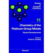 Chemistry of the Platinum Group Metals: Volume 11 by F. R. Hartley