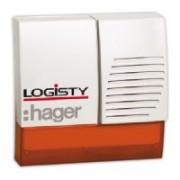 > Logisty2 - sirena esterna con lampeggiante