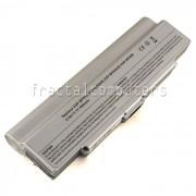 Baterie Laptop Sony Vaio VGN-CR305E/RC argintie 9 celule