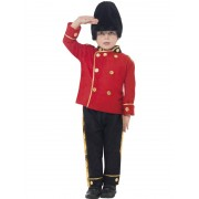 Childs Busby Guard Costume - MEDIUM