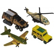 Matchbox Sky Busters Mission Force Jungle Adventure Pack