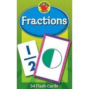 Fractions Flash Cards by Brighter Child