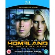 Homeland Season 1 Blu-ray