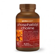 PHOSPHATIDYLCHOLINE 420mg 60 Capsules Molles