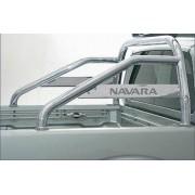 ARCEAU INOX NISSAN NAVARA D40 DC & KC 05-- NIS692076 - accessoires 4x4 SONAUTO