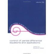 Control of Partial Differential Equations and Applications by Eduardo Casas