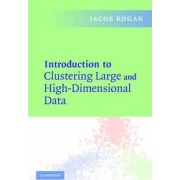 Introduction to Clustering Large and High Dimensional Data by Jacob Kogan