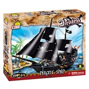 COBI Pirates Pirate Ship Building Kit