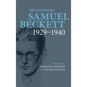 The Letters of Samuel Beckett: Volume 1, 1929-1940 by Samuel Beckett
