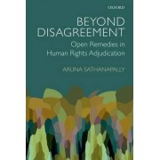 Beyond Disagreement by Aruna Sathanapally