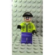 Lego Minifig Super Heroes 020 The Jokers Henchman A