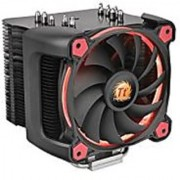 Thermaltake RIING Silent 12 Pro 170W Intel/AMD CPU Cooler with 120mm PWM Fan Cooling Red (CL-P021-CA12RE-A)