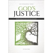 God's Justice-NIV: The Flourishing of Creation and the Destruction of Evil