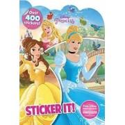 Disney Princess Sticker It! by Parragon Books Ltd