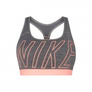 Nike Bustier mit Logo-Print