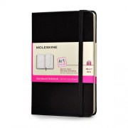 Moleskine Carnet story-board Format de poche Couverture rigide noire 9 x 14 cm