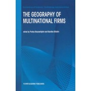 The Geography of Multinational Firms by Pontus Brodde Braunerhjelm