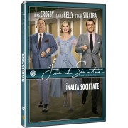 High society: Bing Crosby,Grace Kelly,Frank Sinatra - Inalta Societate (DVD)