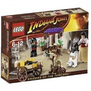 Lego Indiana Jones Ambush In Cairo