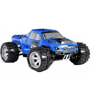 WLtoys A979 Rc Car 1:18 2.4g Remote Control Cars High Speed Rc Monster Truck 4wd Dirt Bike Blue