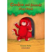 Cookie and Friends: Starter, A and B: Play Pack