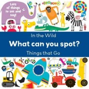 What Can You Spot? In the Wild & Things That Go by Autumn Publishing Inc.