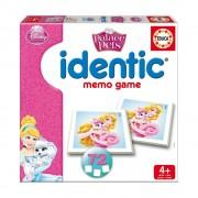 Educa Identic Disney Palota Kedvencek memória játék, 72 darabos