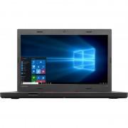 Laptop Lenovo ThinkPad L460 14 inch Full HD Intel Core i5-6200U 4GB DDR3 500GB+8GB SSHD FPR Windows 10 Pro