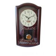 Ceas de Perete cu Pendula WallClock Elegance TLD-8390