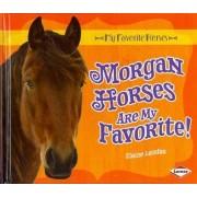 Morgan Horses Are My Favorite! by Elaine Landau