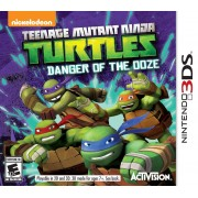 ACTIVISION 3ds Ninja Turtle Danger Of The Ooze