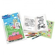 Primary Colors Peppa Pig OTG Coloring Pouch (926-PP)