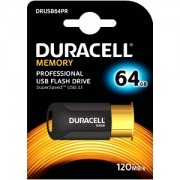 Duracell 64GB Professional USB 3.0 Flash Drive (DRUSB64PR)