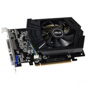 ASUS-OC-GT740 2GD5 NVIDIA GeForce GT-Scheda Video 740 2GB (Attivo, NVIDIA, GeForce GT 740, Standard PCI Express 3,0-SDRAM