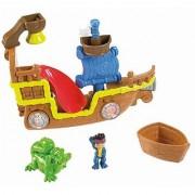 Fisher-Price Jake and the Never Land Pirates Splashin Bucky Bath Toy