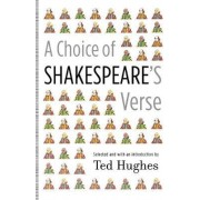 A Choice of Shakespeare's Verse by William Shakespeare