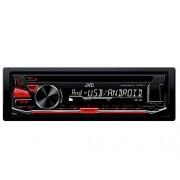 JVC KD-R471E Radio para coche (87.5 108 MHz, 250 W , LCD), color negro