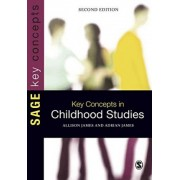 Key Concepts in Childhood Studies by Allison James