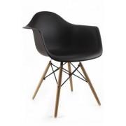 Design szék G21 Lumber Black