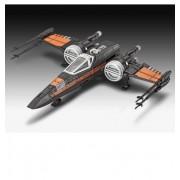 Космическият изтребител на По Дамерон Poe's X-Wing Fighter Revell (06692)