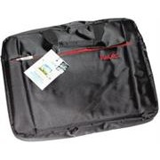 "Havit Black Notebook Bag for up to 15"" Screens,"