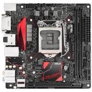Placa de baza B150I PRO GAMING/AURA, Socket 1151, mITX