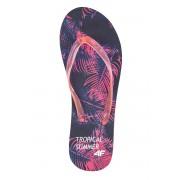 4f női nyári lábujjközös papucs