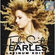 Taylor Swift - Fearless+ Dvd (0602527230344) (2 CD)