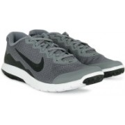 Nike FLEX EXPERIENCE RN 4 Men Running Shoes(Black, Grey, White)