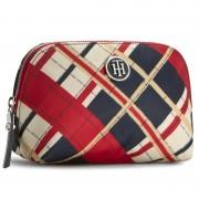 Smink táskák TOMMY HILFIGER - Poppy Make-Up Bag AW0AW03353 901