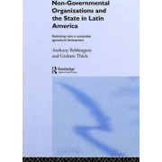 Non-governmental Organizations and the State in Latin America by Anthony Bebbington