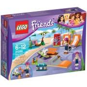 LEGO® Friends Parcul pentru skateboarding din Heartlake 41099