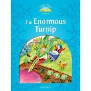 Classic Tales: Level 1: The Enormous Turnip by Sue Arengo