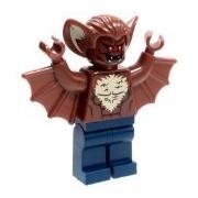 LEGO Super Heroes Man-Bat minifigure (2014)